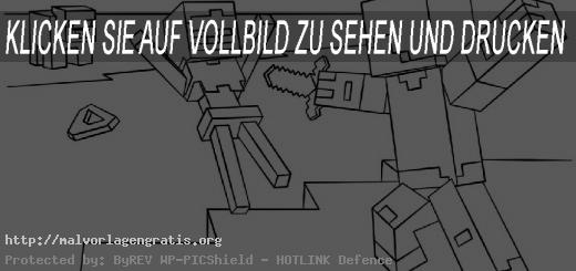 malvorlagen gracias minecraft-4
